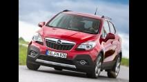 Bom de loja, Opel Mokka registra mais de 200 mil pedidos em apenas 18 meses