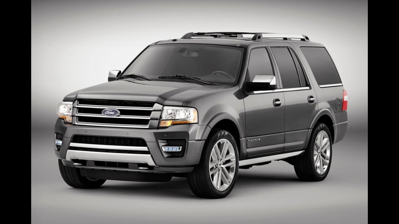 Veterano da Ford, Expedition ganha visual atualizado e motor EcoBoost nos EUA