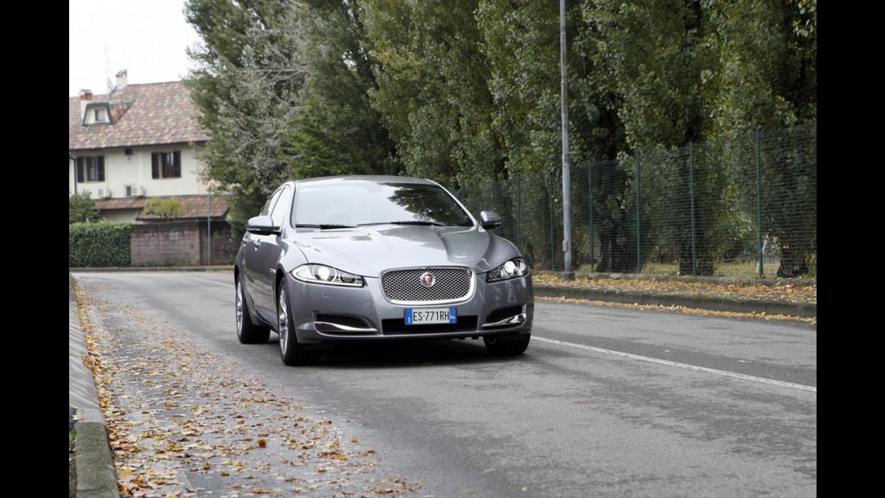 Jaguar XF MY 2014
