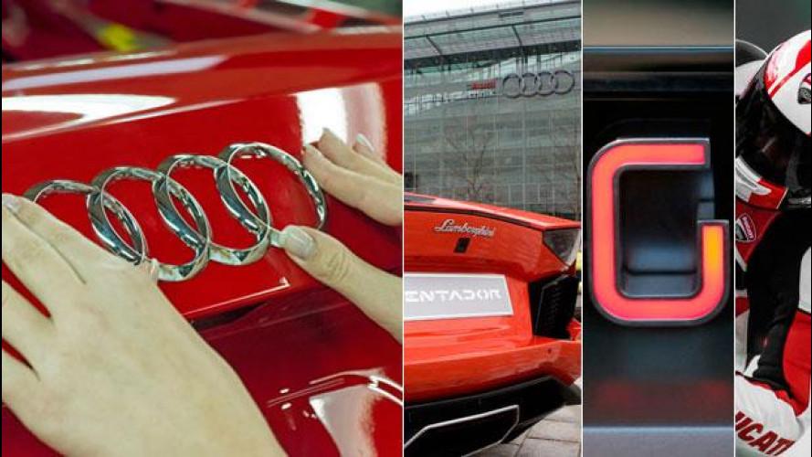 Audi AG: un 2012 da record che parla sempre più italiano