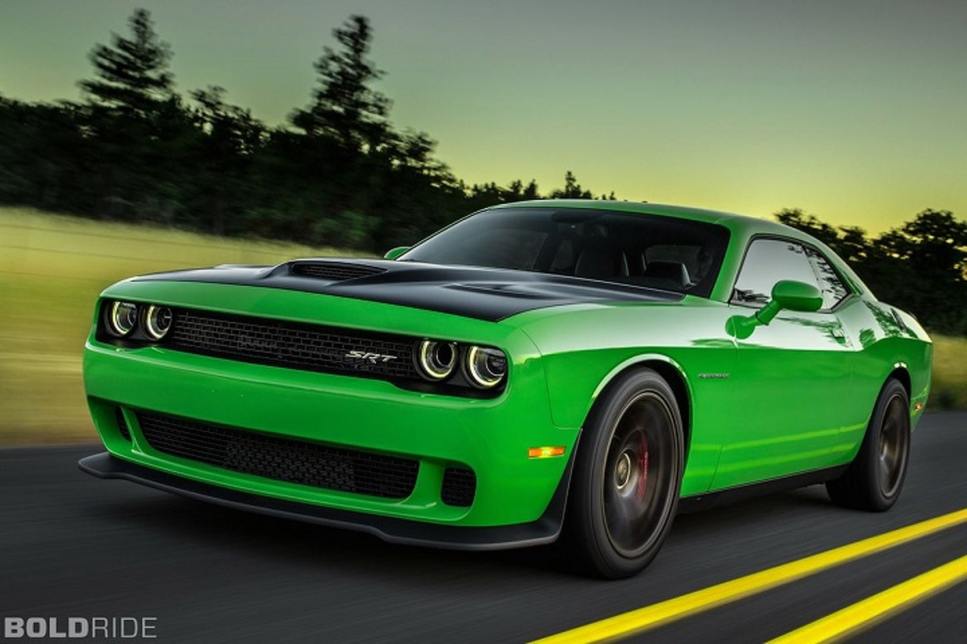Dodge Charger Games >> Top 5 Fastest American Cars