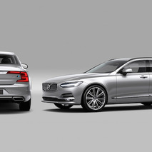 Volvo Added Some Flair to the S90 and V90 With a Polestar Package