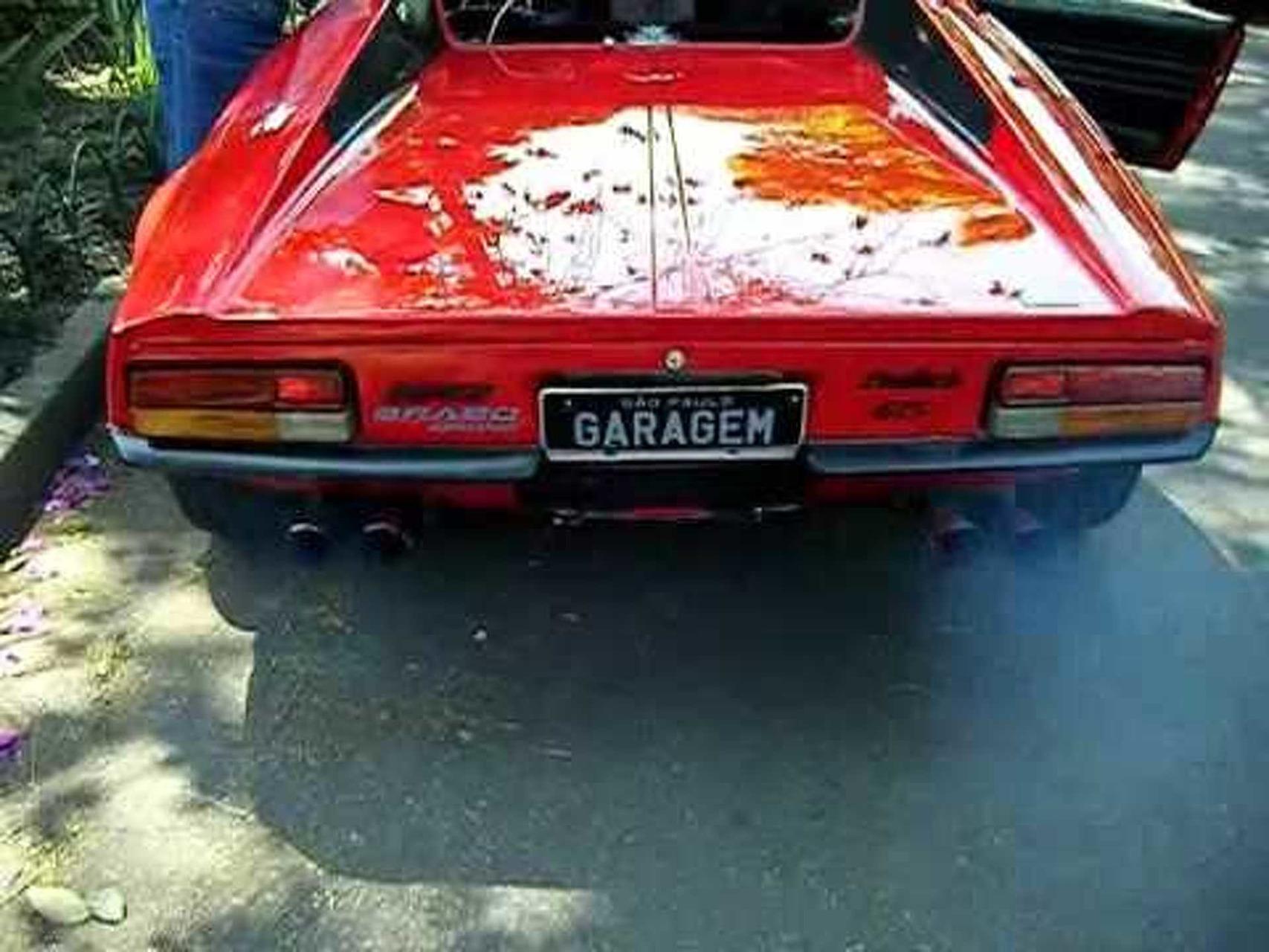 Garagem do Bellote: De Tomaso Pantera GTS (versão completa)