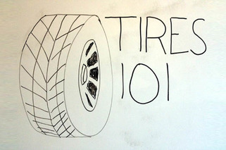 Bold School: The Basics of Tires, Part 1