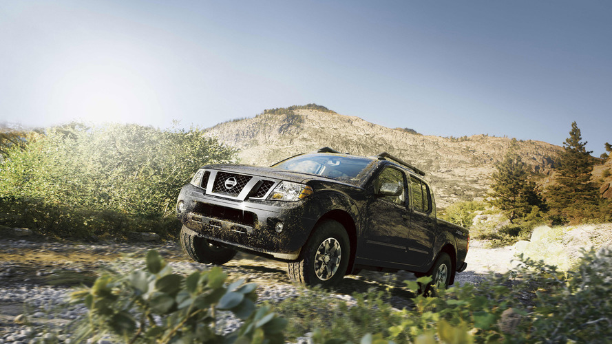 2016 Nissan Frontier Towing Capacity U003eu003e Review: 2016 Nissan Frontier Pro 4X