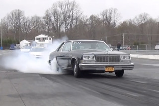 This '77 Buick LeSabre Might be the Ultimate Sleeper