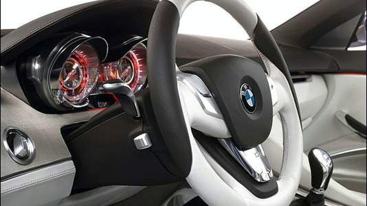 Bmw concept cs gauges бесплатно