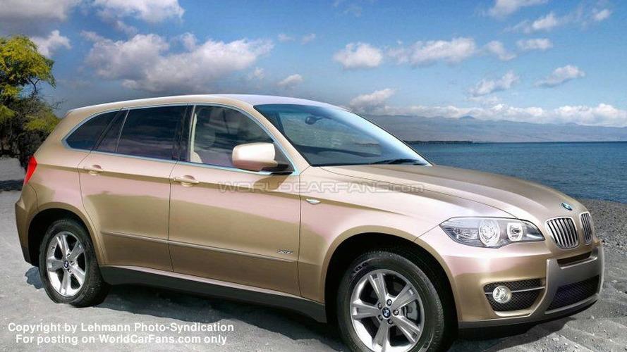 BMW Confirms X6 Crossover