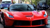 Ferrari LaFerrari in Monaco