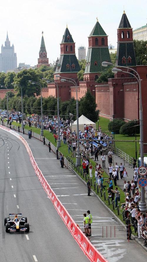 No F1 boycott to punish Russia - Lauda