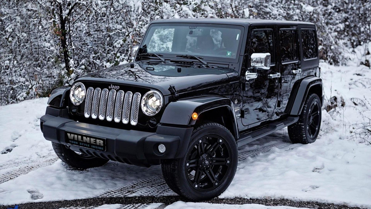 2014 Jeep Wrangler Sahara Unlimited by Vilner