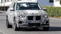 2019 BMW X5M casus fotoğraflar