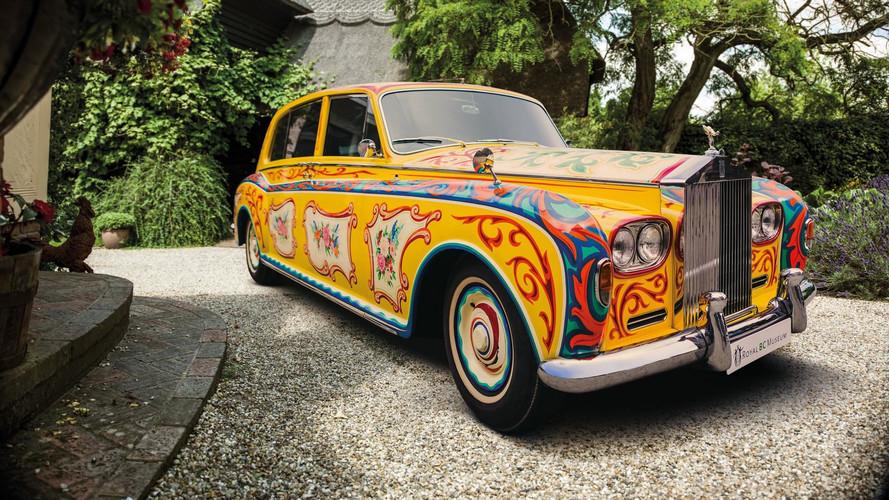 Así es el Rolls-Royce Phantom V de John Lennon
