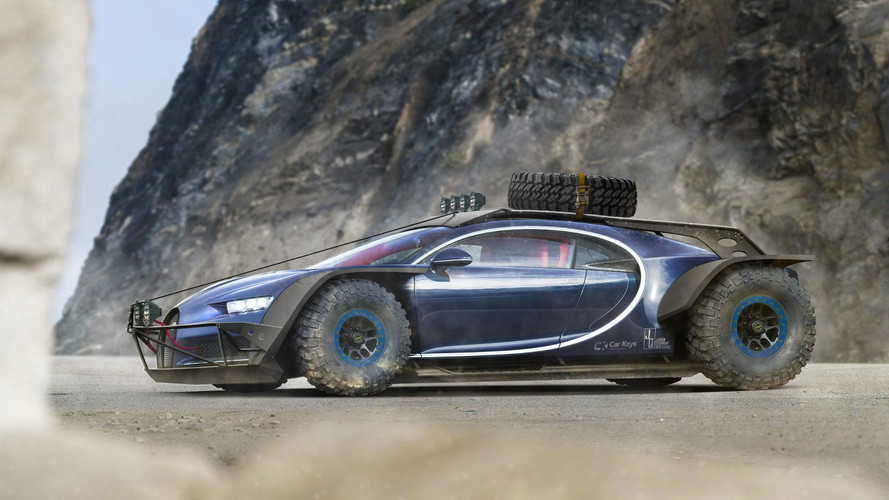 Battle Car Renders Of Supercars Gives Us Hope For The Apocalypse