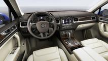 İkinci nesil VW Touareg