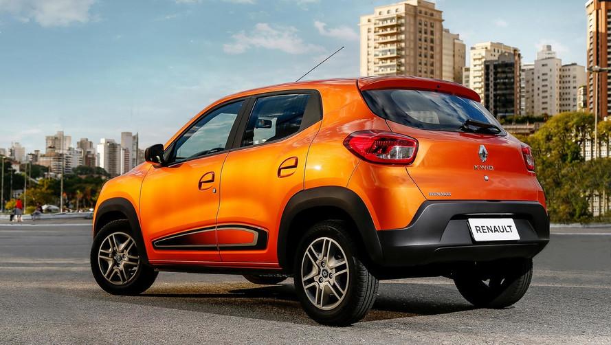 Renault suspende entregas do Kwid na Argentina para reparar freios