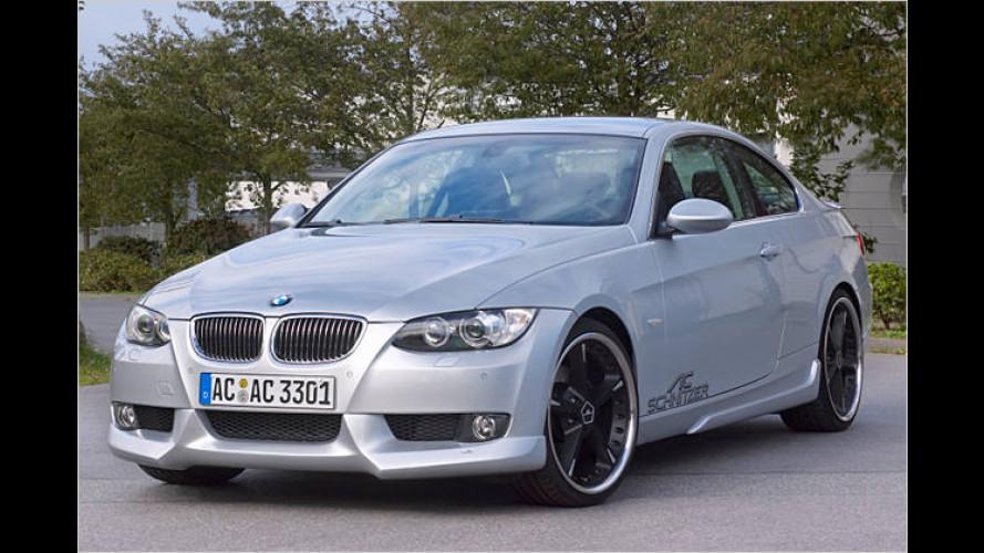 ACS3 von Schnitzer: Neues BMW-Coupé feingeschliffen