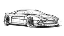 2020 Ferrari 288 GTO render