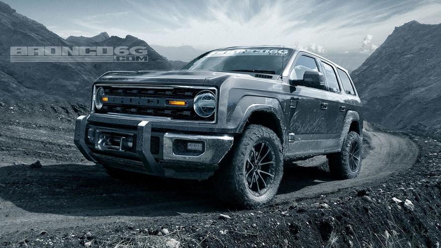 Novo Ford Bronco terá  visual inspirado no Troller T4, diz site