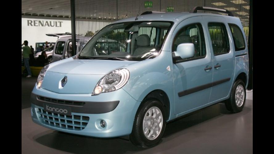 Renault: Neuer Kangoo steht auf der IAA in Frankfurt