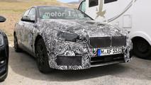 BMW 1 Serisi casus fotoğrafları