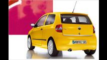 VW Fox: Peppige Optik