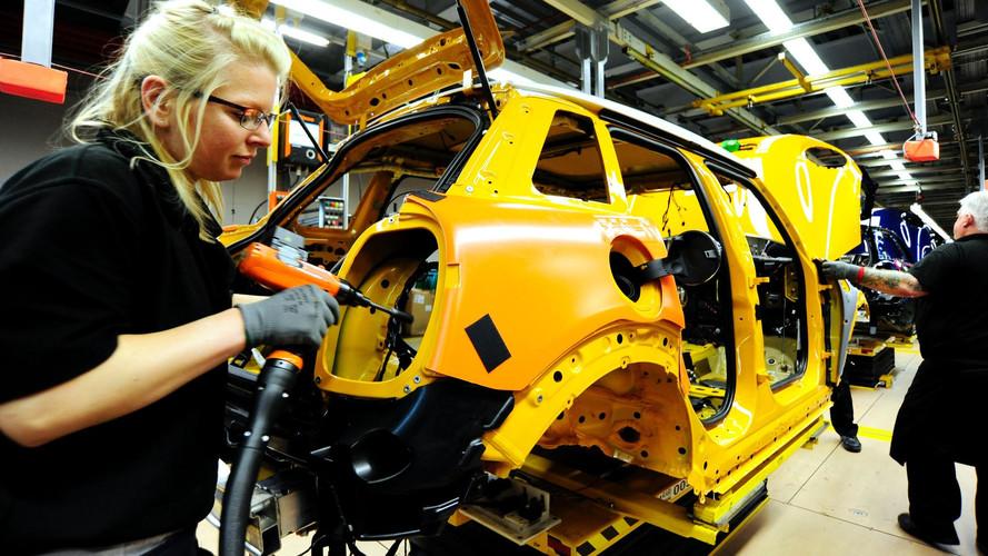 BMW's Oxford plant set for electric Mini build