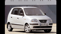 Hyundai Atos leicht geliftet