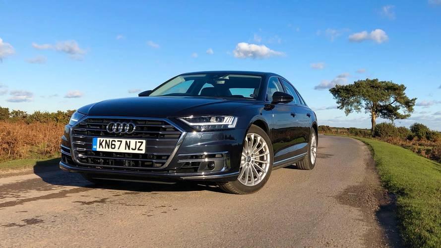 2018 Audi A8 review: an executive decision