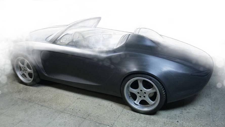 Russian Team Developing Sports Car With 'Low Flying' Capability