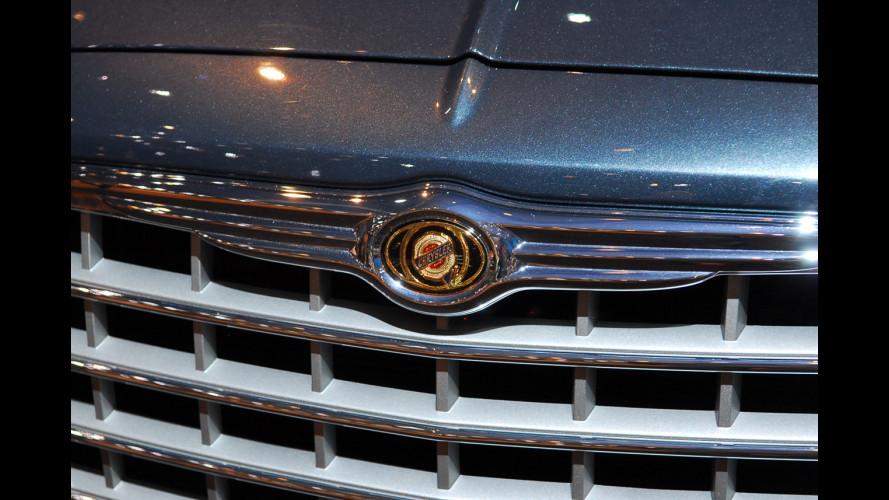 Chrysler al Salone di Ginevra