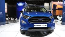 2018 Ford EcoSport ST-Line - Frankfurt