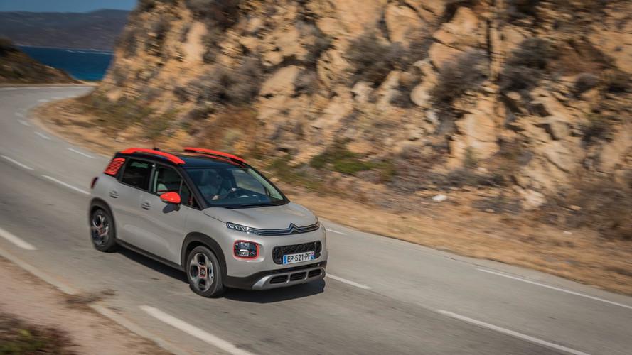 Citroën C3 Aircross 2018, primera prueba