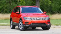 2018 Volkswagen Tiguan: Review