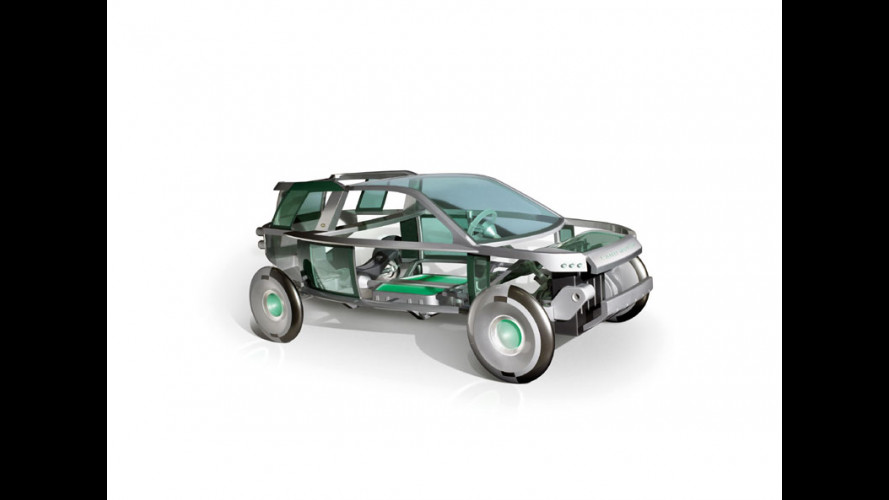 Land Rover E-Terrain: un pieno di tecnologia!