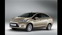 Ford Fiesta: Stufenheck