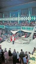 GM Motorama with 1958 Firebird III