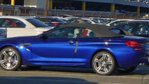 2012 BMW M6 Cabrio spy photo, 800, 13.12.2011