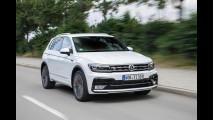 Nuova Volkswagen Tiguan