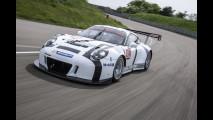 Nuova Porsche 911 GT3 R, più leggera e pronto corsa