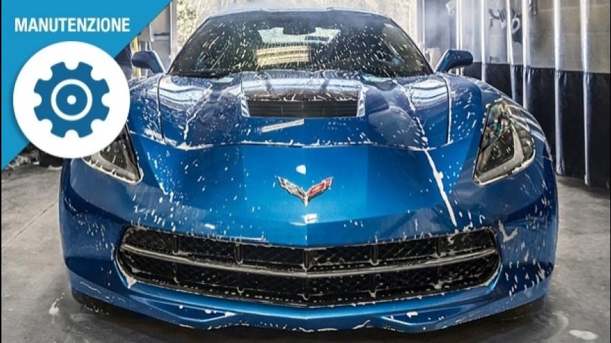 Lavaggio auto, le dritte per il fai-da-te rapido ed economico