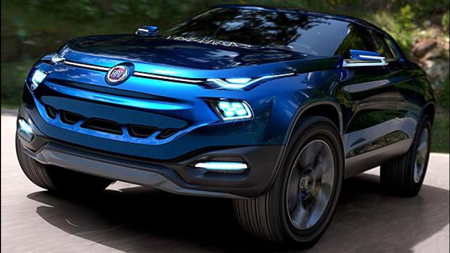 Fiat, un futuro fatto di SUV e 500