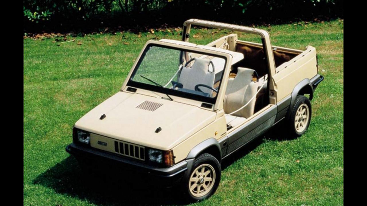Fiat Panda 4x4 Strip by Italdesign