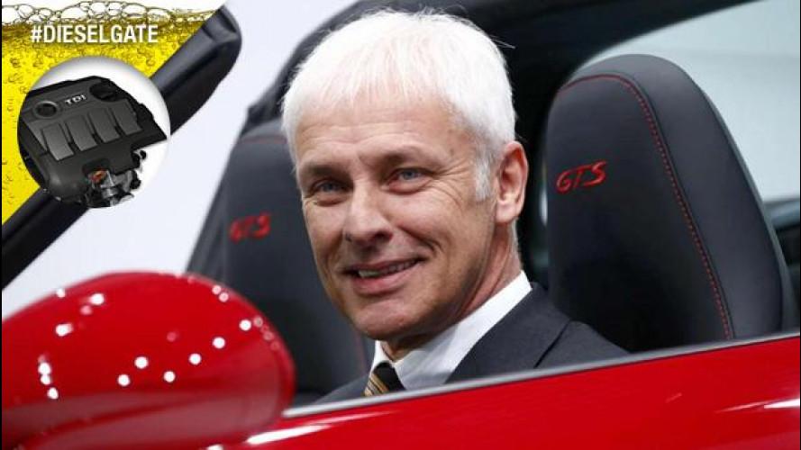 Matthias Mueller è il nuovo CEO Volkswagen: