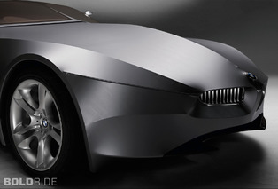 BMW GINA Light Visionary Model Concept