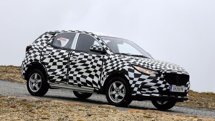 MG va dévoiler un rival du Nissan Juke