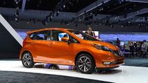 2017 Nissan Versa Note: LA 2016