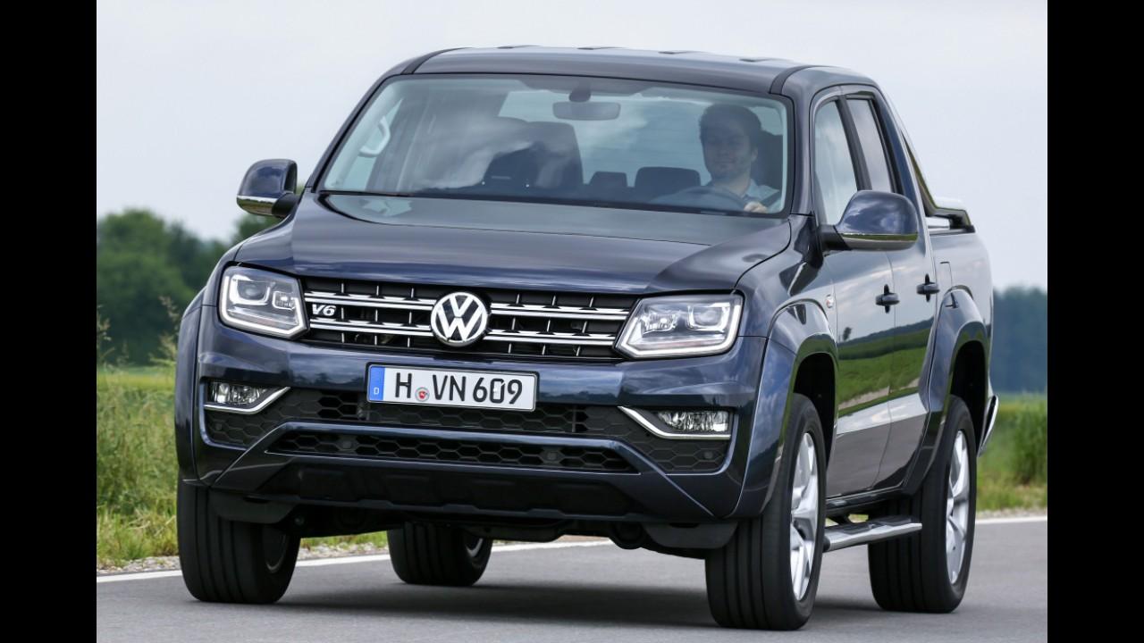 Inesperado! Volkswagen deve firmar parceria com a JAC para produzir picapes