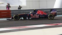 Carlos Sainz Jr, Scuderia Toro Rosso STR11 spins