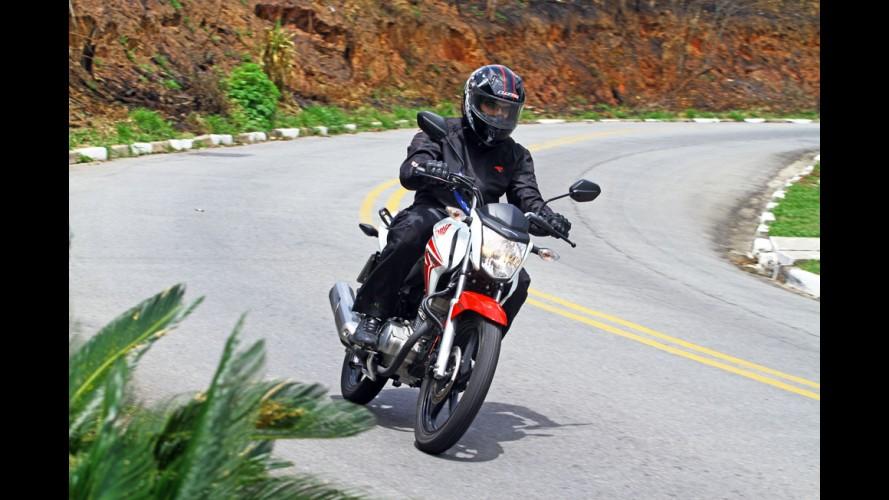 Veja o ranking das motos mais vendidas em fevereiro no Brasil